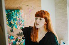 A Vibrant Studio that Celebrates Mental Illness as a Superpower