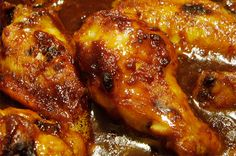 Big Daddy's Barbeque Sauce For Chicken - Nells Old Fashion Recipes Honey Bbq Chicken Wings, Apricot Chicken, Sauce For Chicken, Glazed Chicken, Chicken Wing Recipes, Barbecue Chicken, Bbq Wings, Honey Wings, Sticky Chicken