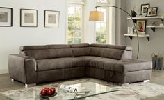 Lorna Contemporary Sectional