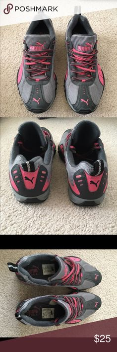 e614605518e PUMA Women s Shoes - Puma Sneakers - hardly worn Puma sneakers for woman.