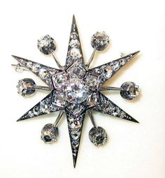 victorian broaches