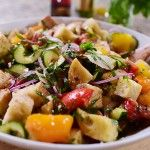 The Pioneer Woman Cooks | Ree Drummond--Panzanella Salad