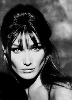 carla bruni young and beautiful