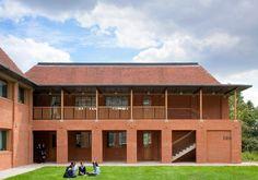 Henrietta Barnett School, Hopkins Architects