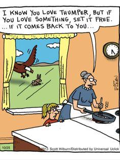 I love Argyle Sweater comics!