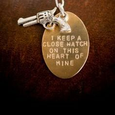 Johnny Cash Necklace Walk the line Johnny Cash Necklace, Cute Jewelry, Jewelry Accessories, Bourbon And Boots, Character Quotes, Material Girls, Girls Best Friend, Types Of Fashion Styles, Key Chain