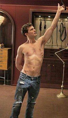 Look at the torso! More