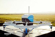 Spedizioni con i droni Amazon apre centro di ricerca e sviluppo in Francia
