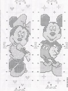 Part 02 - Mickey en Minnie (total 3 parts)