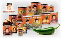 La Morena made in Mexico - Tacos need never be ordinary again !!!