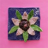 Artsonia Art Exhibit :: 3 - State Flower Clay Relief