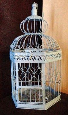 Large Vintage Bird Cage                                                                                                                                                                                 More