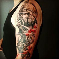 Polish Tattoos, Great Tattoos, Arches, Poland, Tatting, Zodiac, Lifestyle, Pie Cake, Tatoo