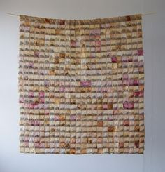 Tea Bag Quilt - the Bindingbee | The Etsy Blog