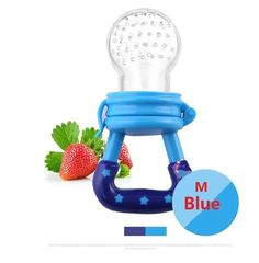 TIME SALE : Baby Food Feeder with Pacifier Clip Holder Infant Baby Teether Fruit Feeder Pacifier Infant Food. Title: Baby Food Feeder with Pacifier Clip Holder Infant Baby Teether Fruit Feeder Fresco, Fresh Food Feeder, Silikon Baby, Baby Calm, Baby Fruit, Kids Fruit, Baby Eating, Baby Teethers, Homemade Baby Foods