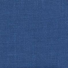 Fabrics-store.com: True Blue linen fabric