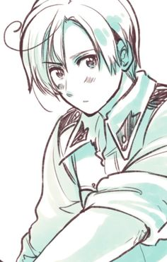 South Italy / Romano. One of My favorite Hetalia characters *w*