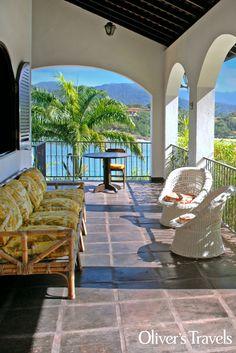 Unbelievable views of the Atlantic Ocean from all rooms! Casa Gabriela - Sleeps 30 - Brazil #WhyDoOrdinary?