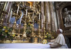 Pope entrusts fruits of Voyage to Our Lady of Guadalupe | Vatican Radio