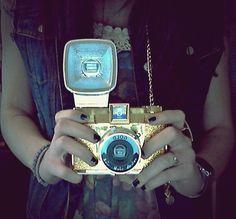 Diana F+ Gold #Lomography