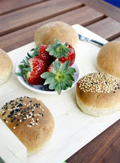 Körnerbrötchen für das Frühstück  Homemade Buns for Brunch & Breakfast  http://babyrockmyday.com/?p=5919