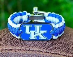 Congratulations to the University of Kentucky®! You can check out all of our our officially licensed Survival Straps Gear at the link below. Thank you so much for all your support!