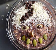 Purple Potato Oatmeal | Community Post: 19 Oatmeal Recipes To Celebrate National Oatmeal Day