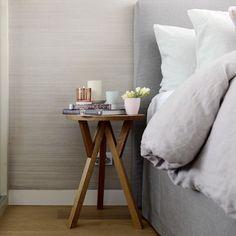 The Block Triple Threat: Room 1 Guest Bedroom Guest Bedrooms, Master Bedroom, Guest Room, Bedroom Design Inspiration, Small Bedroom Designs, Interior Design Business, Beautiful Bedrooms, Bedroom Decor, Bedroom Ideas