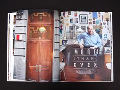T-world: The Journal of T-Shirt Culture   MagSpreads   Magazine Layout Inspiration and Editorial Design