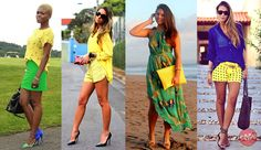 Fashion Friday: Looks para usar nos jogos da Copa do Mundo | CBBlogers