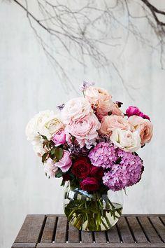 Arranging Flowers with Saskia Havekes, Grandiflora