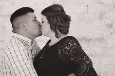 Harlinsdale Farm Engagement Session. JonReindlPhoto.com #harlinsdale farm #engagement #photo #photographer #Nashville #Tennessee #romantic #unique #barn #kiss