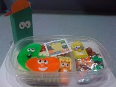 a very veggie tale ;) // lunch ideas for kids #veggietales #bento