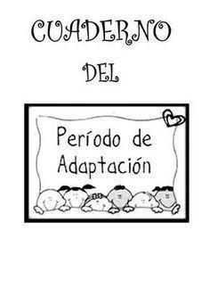Actividades 1 trimestre adaptacion 2013 14 PERIODO DE APATACION 3 AÑOS