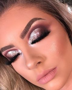 Verdiene Geld mit Make-up, Rock Makeup, Glam Makeup, Makeup Inspo, Makeup Inspiration, Beauty Makeup, Gorgeous Makeup, Pretty Makeup, Smokey Eye Makeup, Eyeshadow Makeup