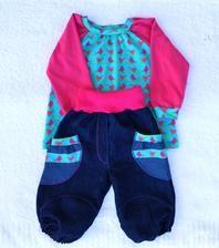 Handmade dětské oblečení - Handmade children clothing #handmade #children #clothing #modrykonik