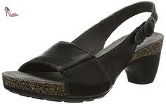 Think Traudi, Escarpins Femme, Noir (Sz/Kombi 09), 37 EU - Chaussures think (*Partner-Link)