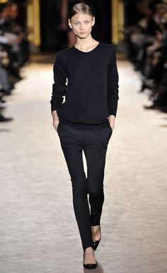 The temperature cooled down in New York and the fashion flock is embracing black at the shows. It seems right after all that color this summer and is always my go to on grey days. We have Coco Chanel to thank for the little black dress and I might wear my own today. Also seems […]