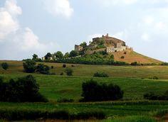 Cetatea Rupea, Brașov Oh The Places You'll Go, Places To Visit, Wonderful Places, Beautiful Places, Basalt Rock, Bucharest Romania, Famous Castles, Rupaul, Samba