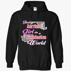Hong MARYLAND Girl, Order HERE ==> https://www.sunfrog.com/Christmas/Hong-MARYLAND-Girl-2408-Black-Hoodie.html?89701, Please tag & share with your friends who would love it , #christmasgifts #renegadelife #superbowl