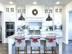 This is my family's first Christmas in our new home. We can't wait to make new Christmas memories here, while keeping alive the special family traditions that we hold dear. When I…