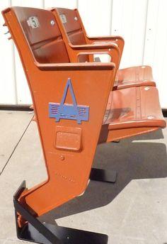 Anaheim Angels - stadium seats