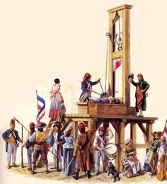March 20 1792, the guillotine was adopted as the official means of execution in France. Estimates vary, but it is believed anywhere from 10,000 to 40,000 people were executed by means of guillotine during the French Revolution.