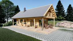 Feriehus AURA, til salg, Køb i god kvalitet til god pris online. Eco Architecture, My House, Gazebo, Outdoor Structures, House Styles, Outdoor Decor, Design, Home Decor, Houses