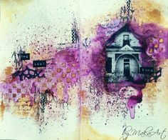 My art journal... My journey through the Scrapbookworld...: *The lost time...*