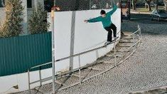 ThrasherMagazine - Straight outta Oslo, with style and speed, Karsten checks all the boxes it takes to be considered one of the best in the game. Oslo, Skate Videos, Earth, Sports, Style, Hs Sports, Stylus, Sport, Exercise
