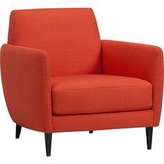 parlour atomic orange chair    $699   prev purchase / came over from 2nd St