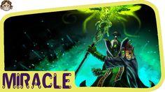 Dota 2 - Miracle Rubick - how to play rubick vol 3 - Ranked Gameplay Dota 2