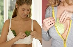 Women Are Putting Cabbage Leaves On Their Breasts. The Reason For That Will Make You Happy! (VIDEO) » Healthy Life Healthy Food