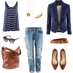 """""""h outfit"""" by jill-thrasher on Polyvore"""